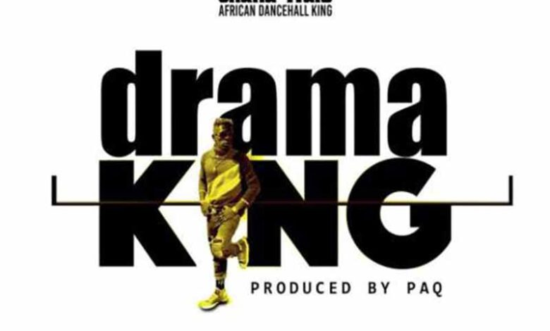 Photo of Shatta Wale – Drama King (Prod. By Paq)