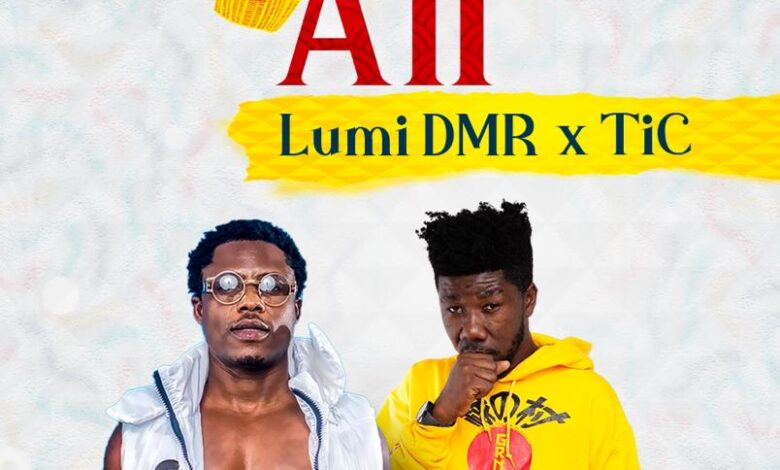 Photo of Lumi DMR x Tic – I Dey Buy All