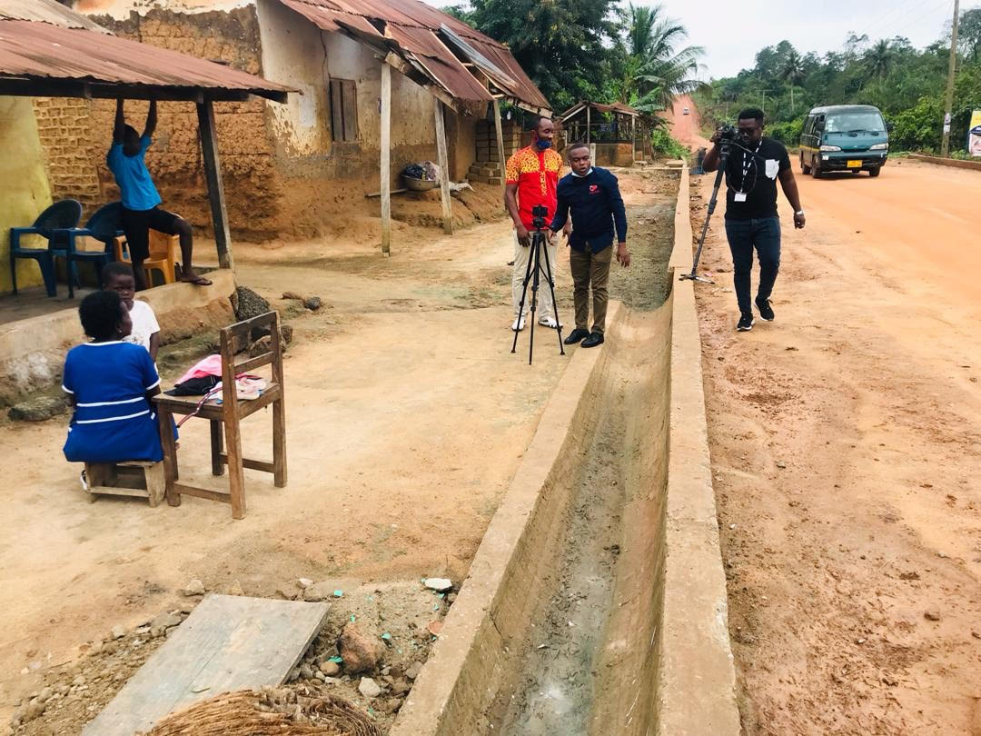 Blogger Sintim Works With BBC On First International-Partnership Project