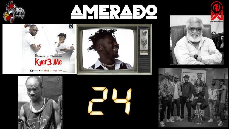 Amerado – Yeete Nsem Episode 24 mp3 download