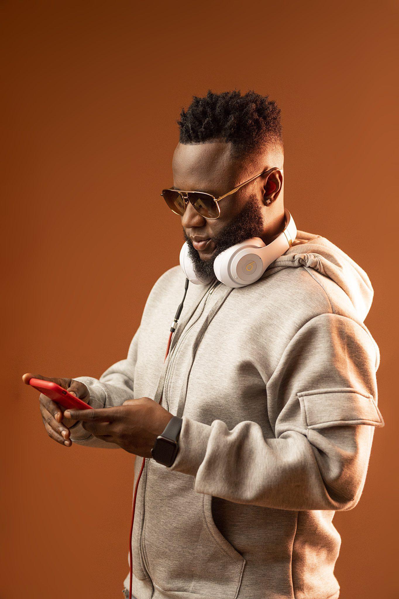 DJ Mensah - Like That ft Kweku Smoke, Lyrical Joe, DopeNation, Kofi Mole, Medikal, and E.L