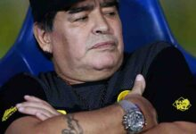 Photo of Diego Maradona has died at the age of 60 in Tigre.