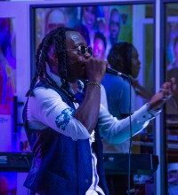 Photo of PHOTOS: Kahpun holds 2nd successful Virtual Concert, powered by Hunta Productions