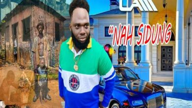 Photo of Chronic Law – Nah Sidung (Prod. By Footaroad Records)