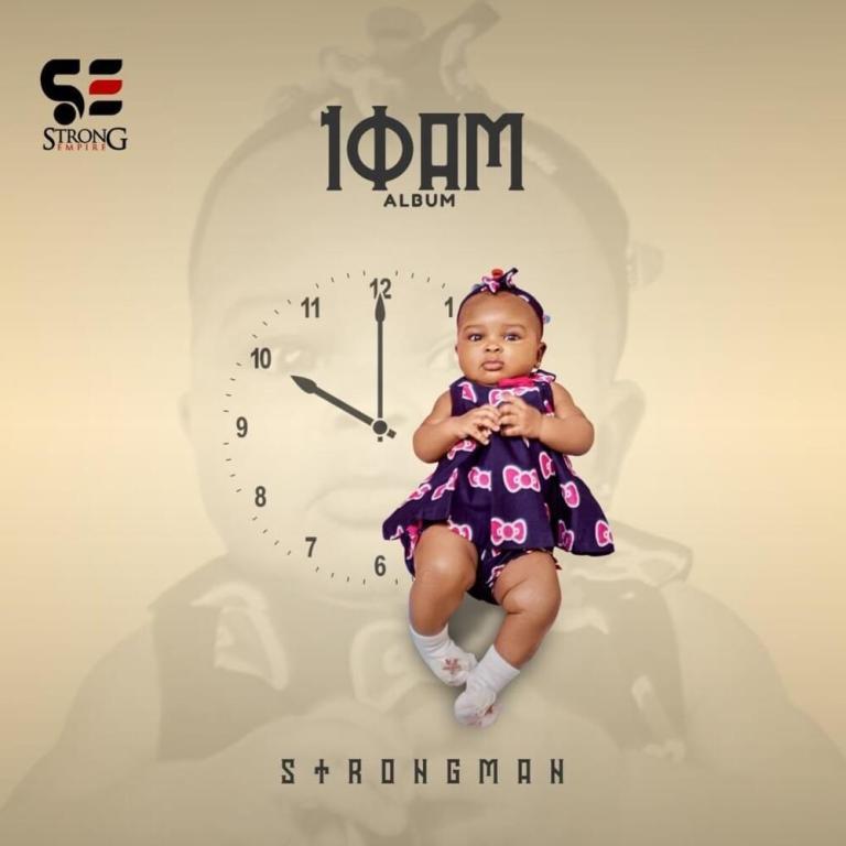 Strongman – Conquer (Prod. by Masta Garzy)