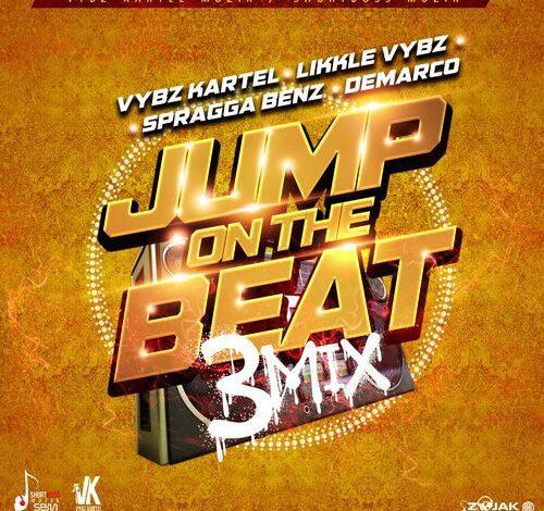 Photo of Vybz Kartel – Jump On the Beat (3mix) Ft Likkle Vybz, Demarco & Spragga Benz