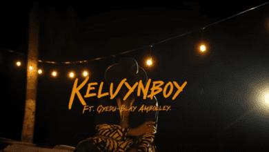 Photo of Official Video: Kelvyn Boy – Watch Nobody Ft Gyedu-Blay Ambolley
