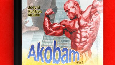 Photo of Joey B – Akobam Ft Kofi Mole & Medikal