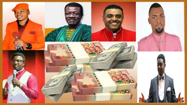 Top 10 richest pastors in Ghana and their net worth