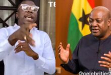Photo of Stonebwoy replies NDC party for criticising him after he said he endorses Akufo-Addo's achievements