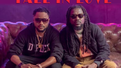 Photo of D Flex – Fall In Love Ft Samini (Prod By Gomez Beatz)