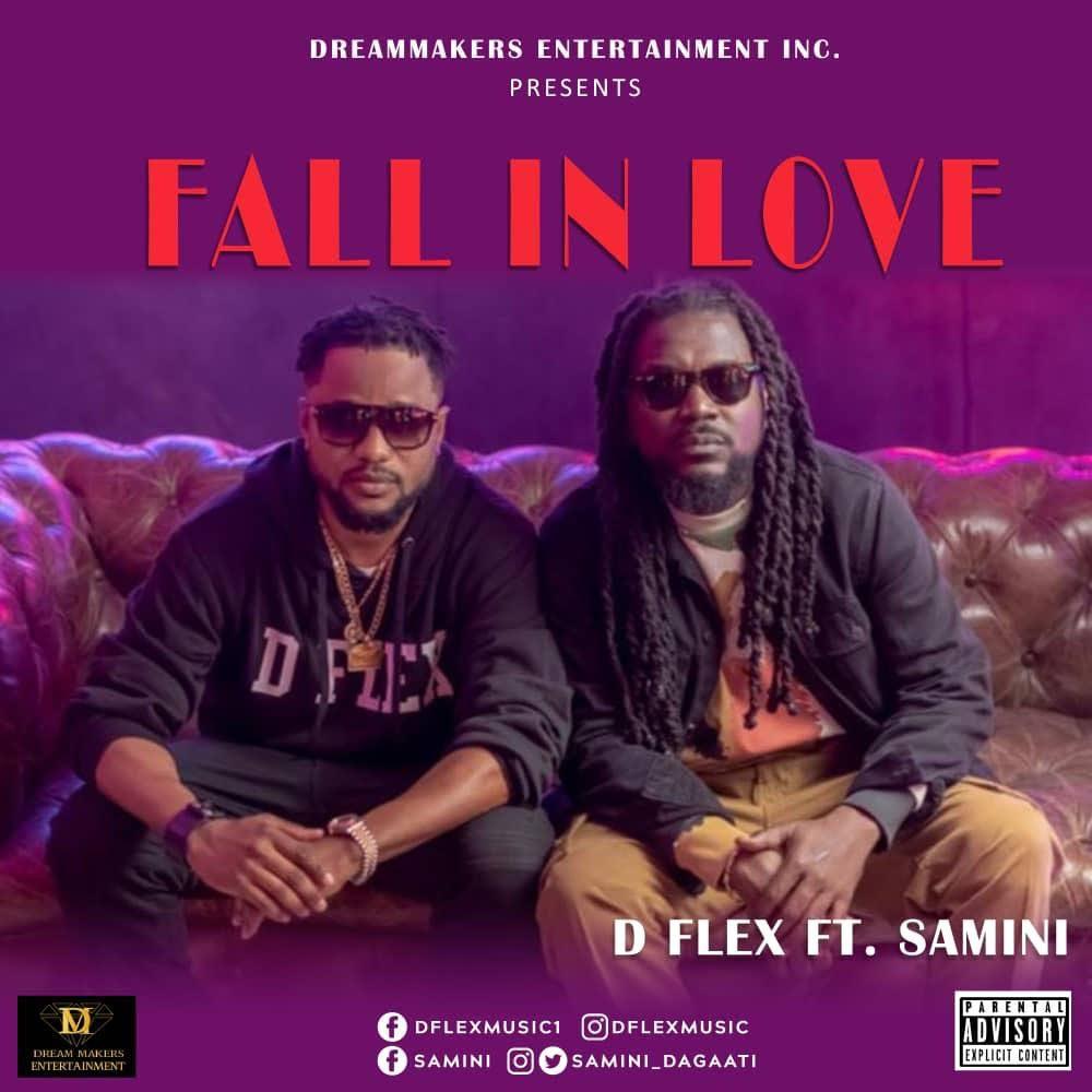 D Flex - Fall In Love Ft Samini