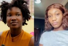 Photo of Wendy Shay curses a fan who told her that she can never be like Ebony Reigns