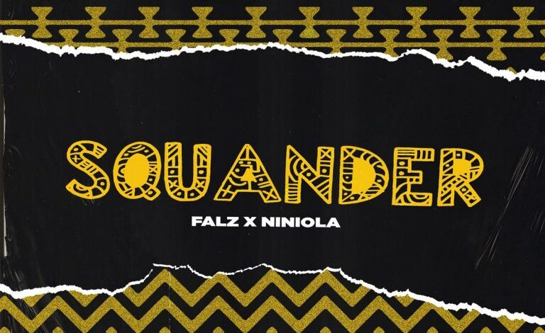 Photo of Falz – Squander Ft Niniola (Prod. by Willis)