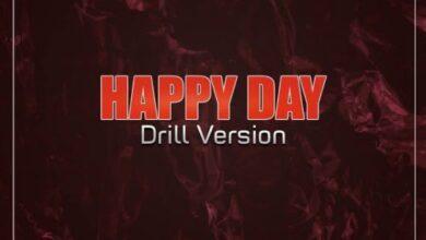 Photo of DJ Shiwaawa – Happy Day (Drill Version) Ft Kuami Eugene & Sarkodie